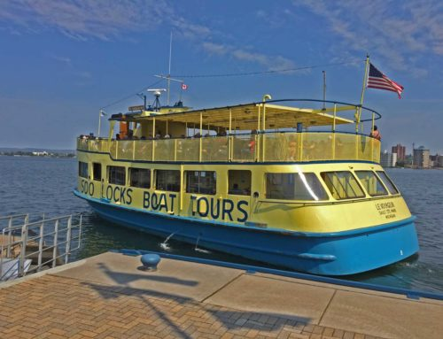 After 60 years of operating in a joint venture with American-Canadian Lock Tours, Famous Soo Locks Boat Tours is now operating independently.