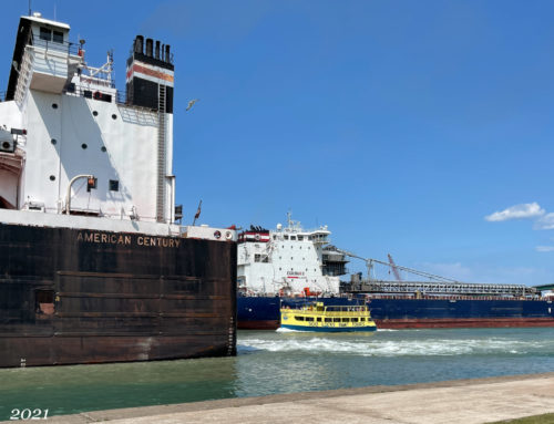 Famous Soo Locks Boat Tours featured on Awesome Mitten #MIAwesomeList